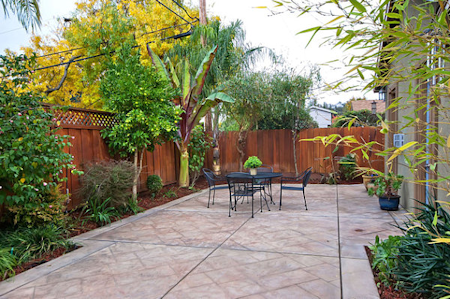 Landscape Designs for Backyards without Grass : Home ... on Backyard Ideas Without Grass  id=83570