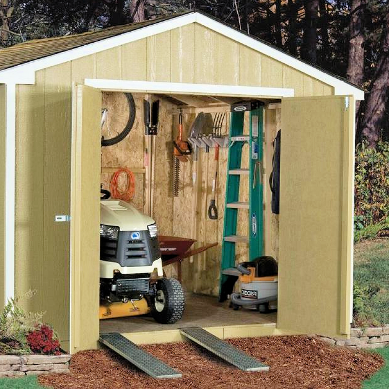 Why Your Home Needs a Shed