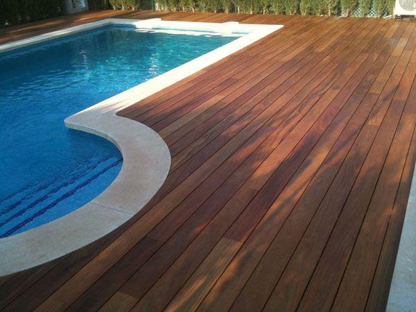 Deck sand Pergolas
