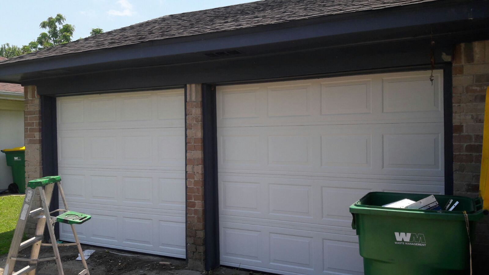 heavy garage doors