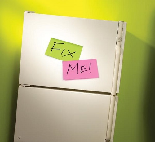 Fridge to Fix
